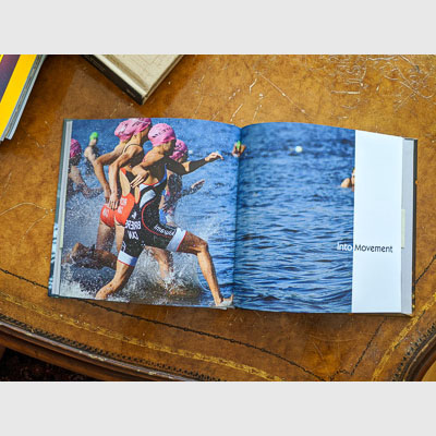 Printed photography album